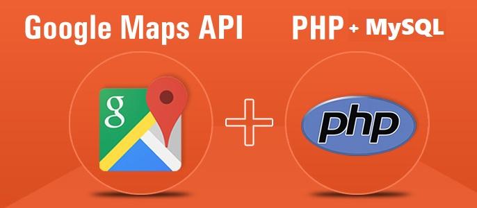 PHP - Clase para trabajar con google maps