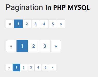 Clase para paginar un array en php