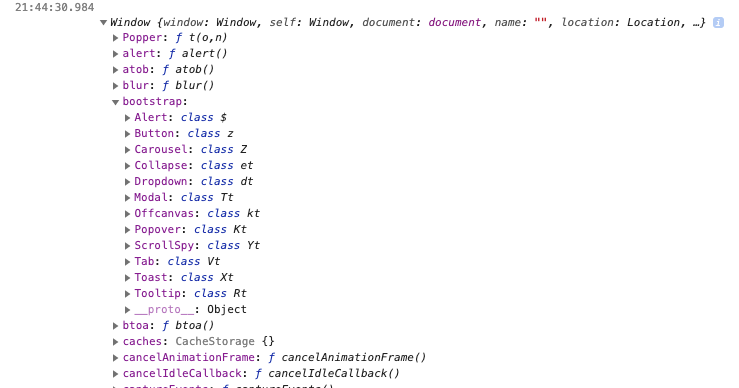 JS - Usar js de bootstrap5 desde CDN como módulo utilizando import from